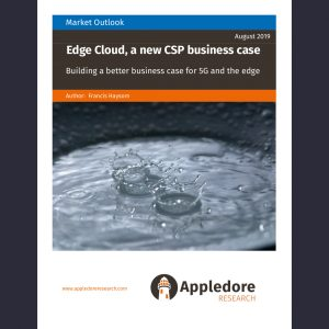 Edge cloud frontpage