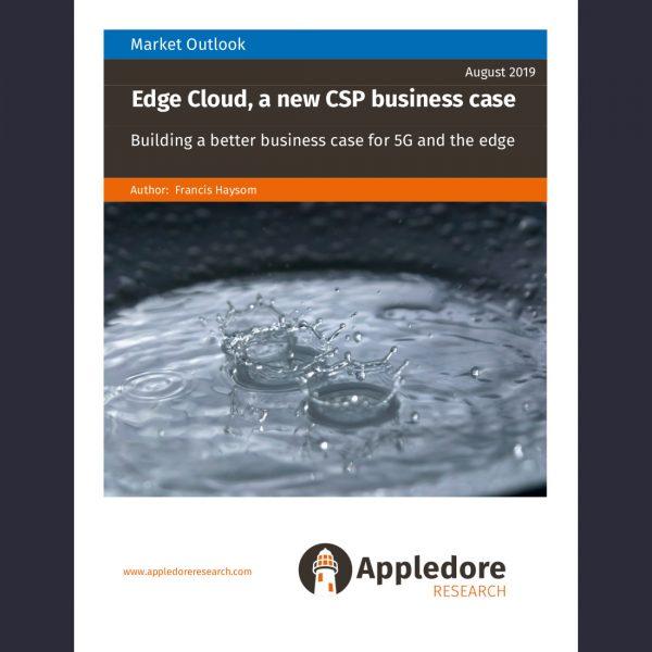 Edge cloud frontpage