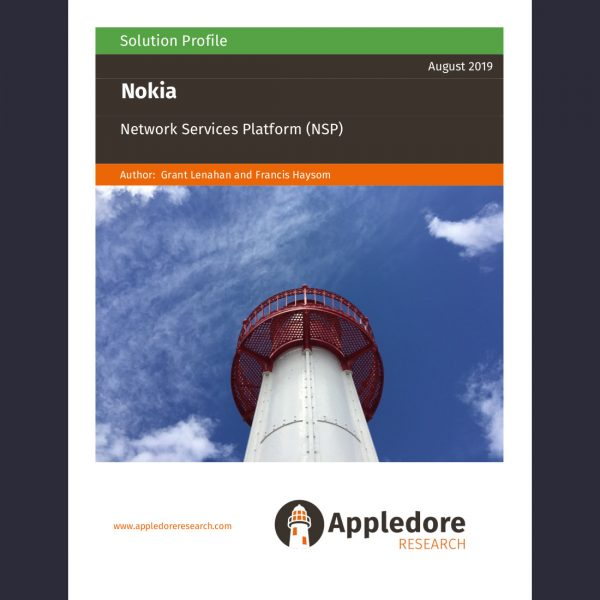 Nokia NSP frontpage