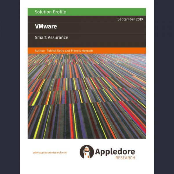 VMware SA frontpage