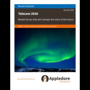 Telecom 2030 frontpage