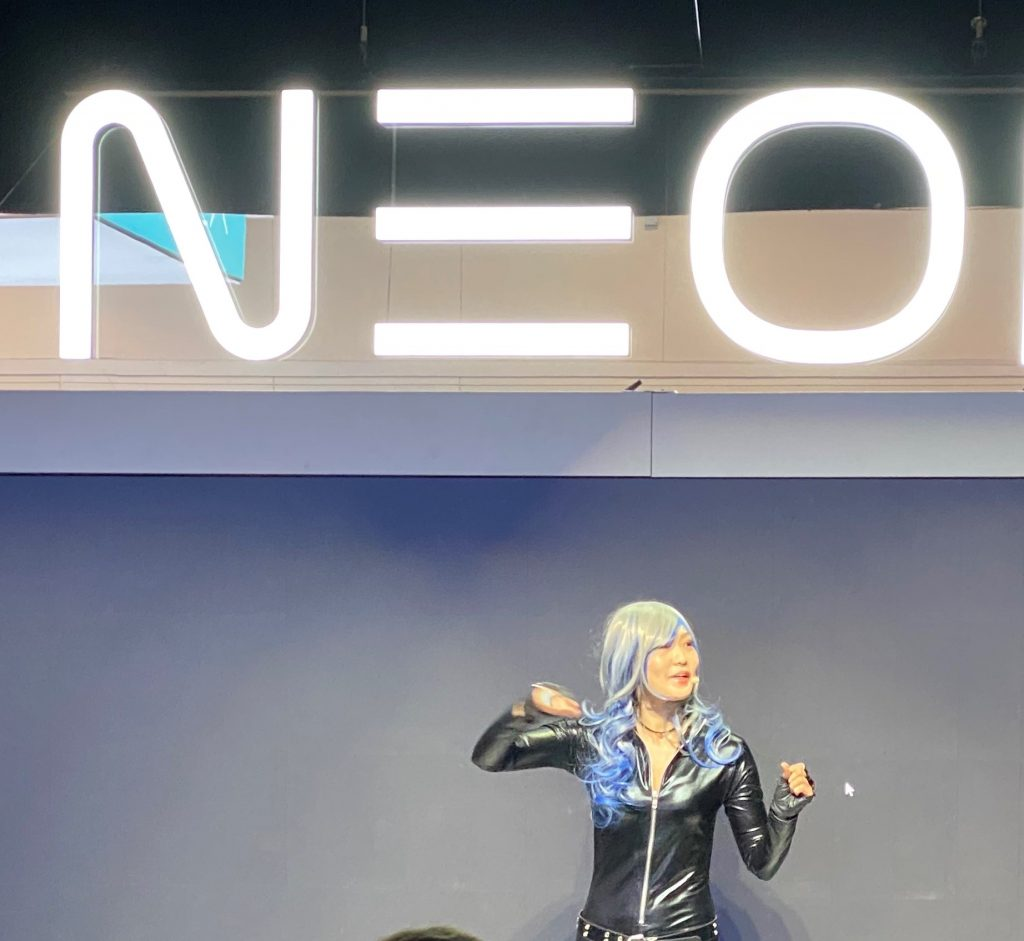 NEON at CES