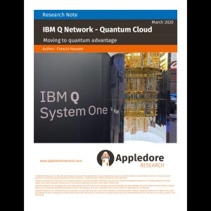 IBM Quantum Cloud frontpage