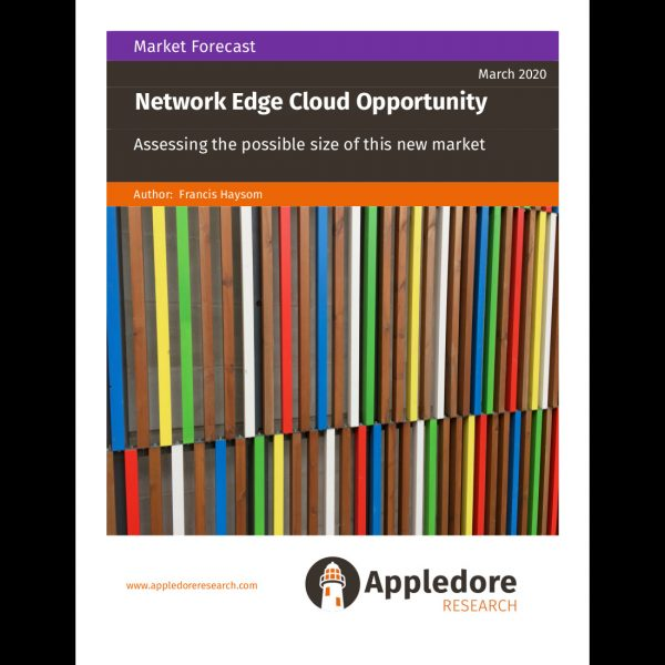 Network Edge Cloud Opportunity frontpage
