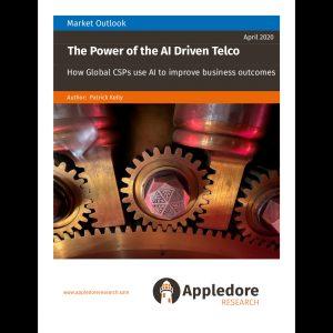 AI Driven Telco frontpage