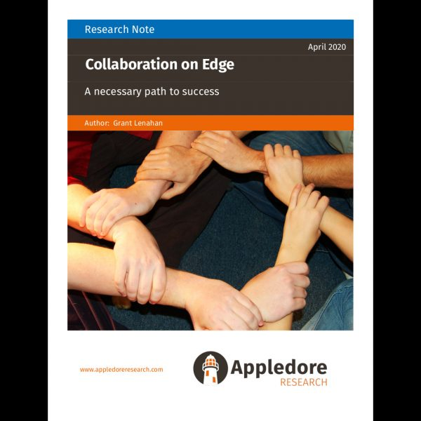 Collaboration on Edge frontpage