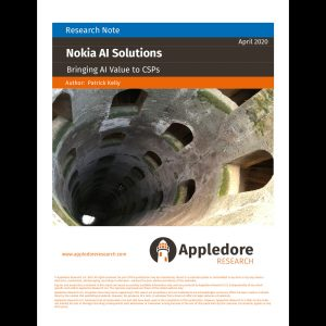 Nokia AI solutions frontpage