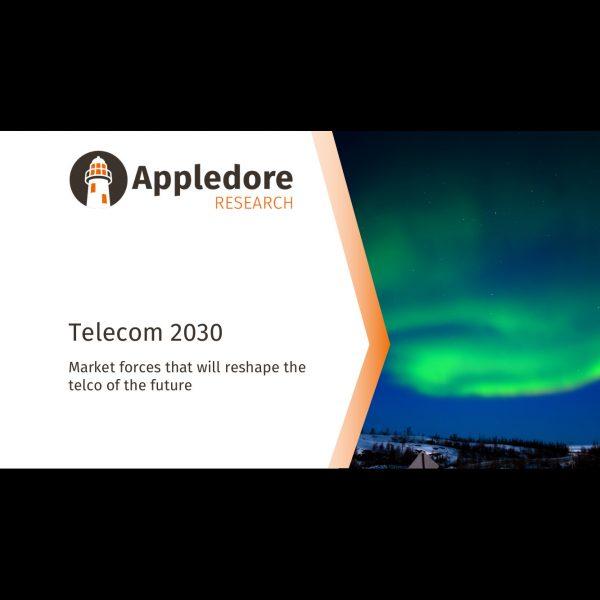 Telecom 2030 webinar intro